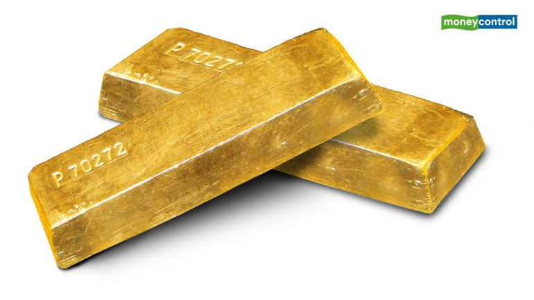 Gold price today: Yellow metal trades lower; support seen at Rs 48,900-48,750