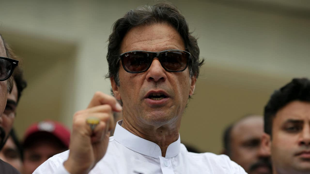 Kashmir demonstrations in Pakistan: Imran Khan asks all Pakistanis to join nationwide protest