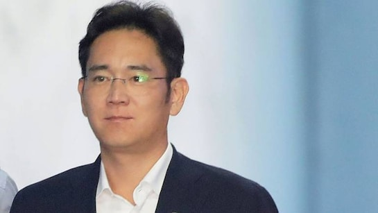 Samsung Electronics Vice Chairman Lee Jae-yong jailed for 2.5 years over corruption scandal