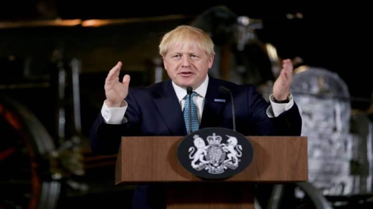 Pakistan's UN envoy calls UK PM Boris Johnson 'foreign minister'