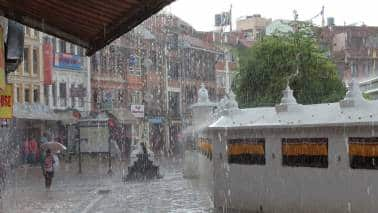 Rains batter Lucknow, Pune: Climate change is causing abrupt weather patterns in India