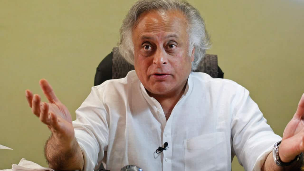 Timing of corporate tax cut 'dictated by HowdyModi event', says Jairam Ramesh