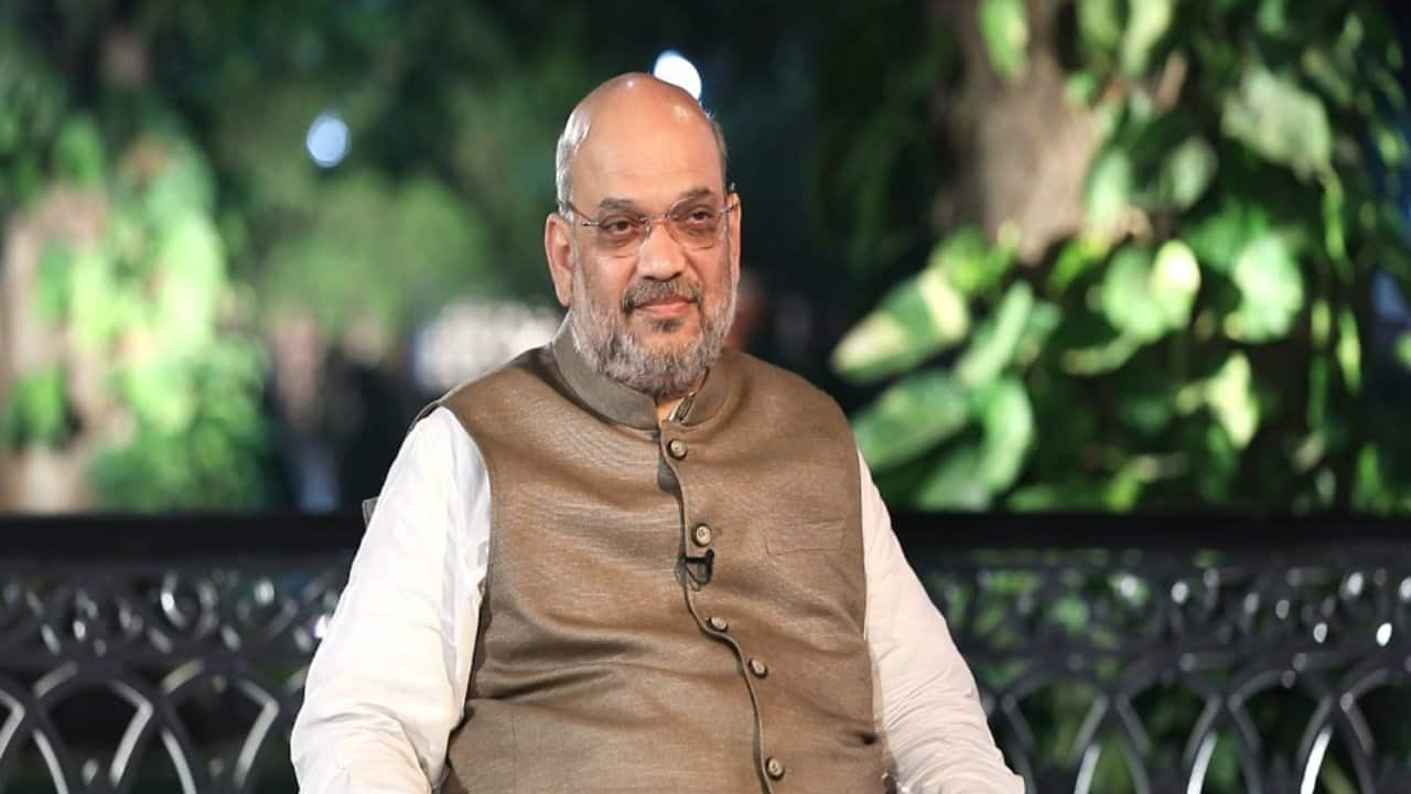 Amit Shah unfurls tricolour at home; extends Independence day greetings to countrymen