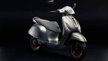Bajaj Chetak bookings to be extended to 24 more cities in FY22
