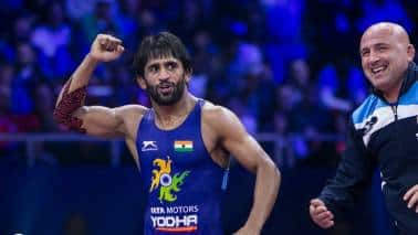 Wrestler Bajrang Punia pledged his six months earning to the Haryana Relief Fund to fight against the COVID-19 pandemic. (Image: PTI)