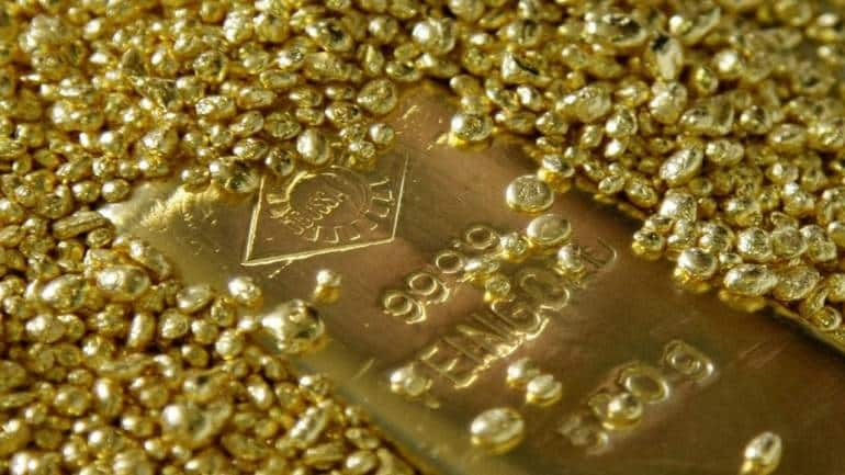 Gold prices slip marginally to Rs 51,797 per 10 gram, silver down Rs 875 per kg