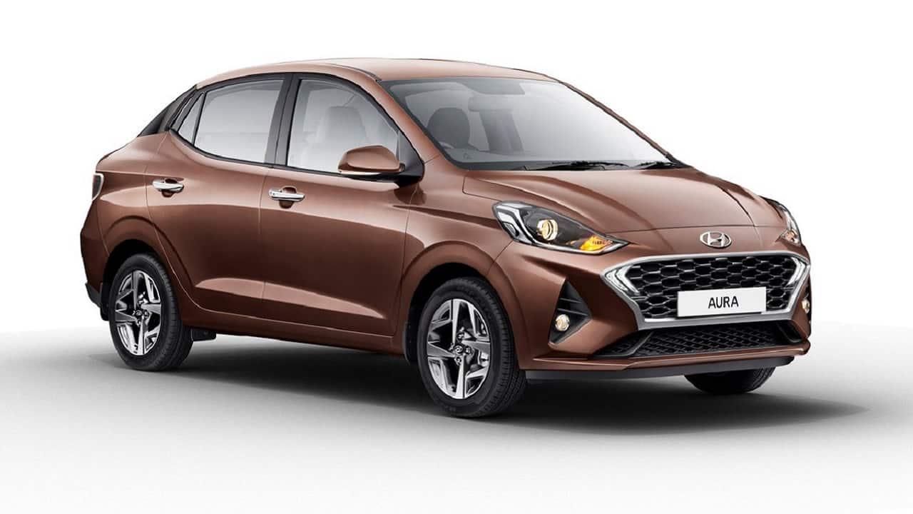 How does the Hyundai Aura fare against its predecessor, the Xcent?