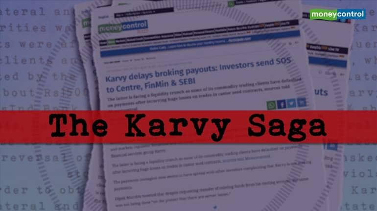 Lenders Drag Karvy To Drt For Recovery Of Loans