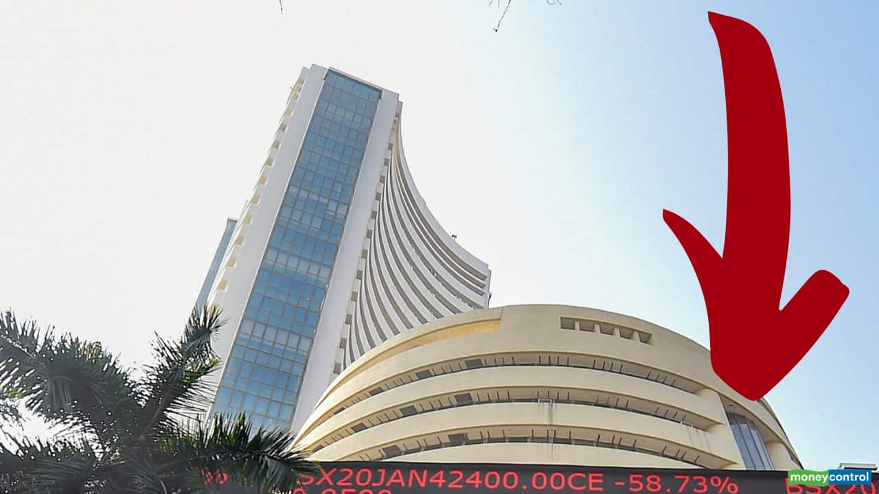 Taking Stock | Profit-booking drags Nifty below 14,400, Sensex plunges over 700 pts