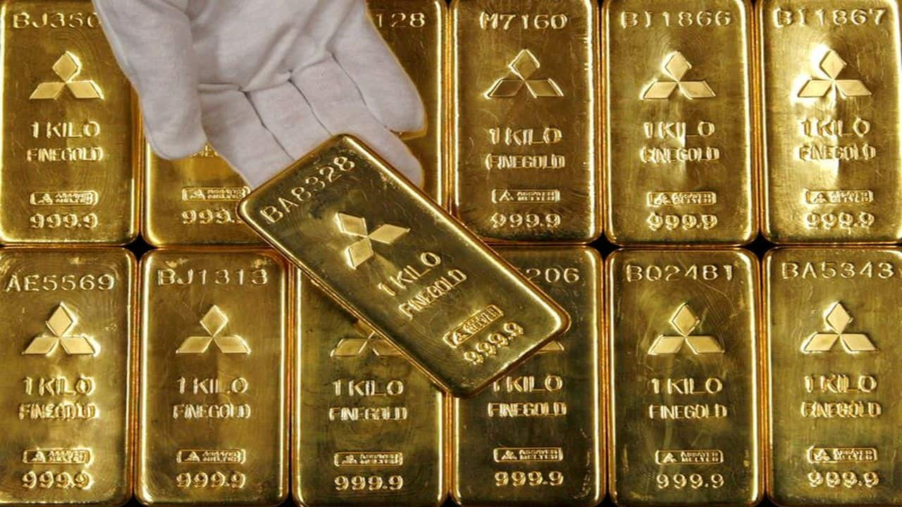 Gold price slips for 6th day to Rs 46,971/10 gm on firm rupee, bond yields