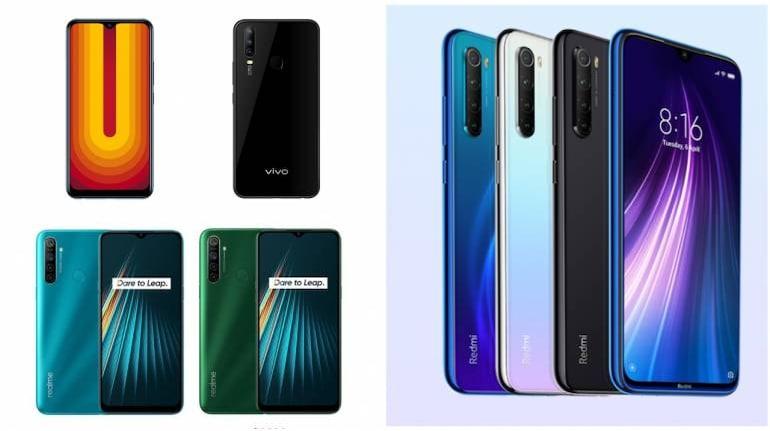 Redmi Note 8 vs Realme 5i vs Vivo U10: Specifications, price ...