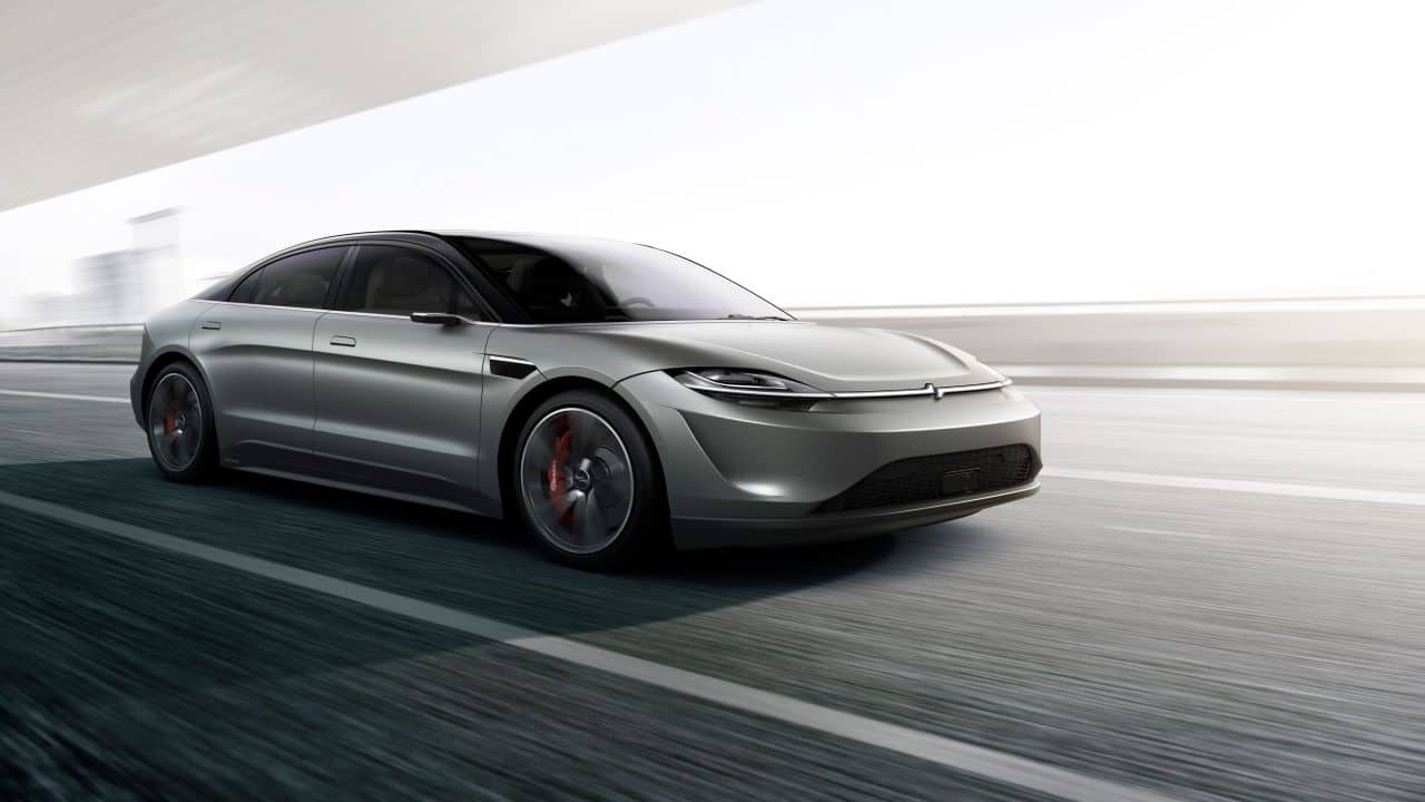 Future Cars | Surprise! Sony enters electric vehicle segment with Vision S - here's a look