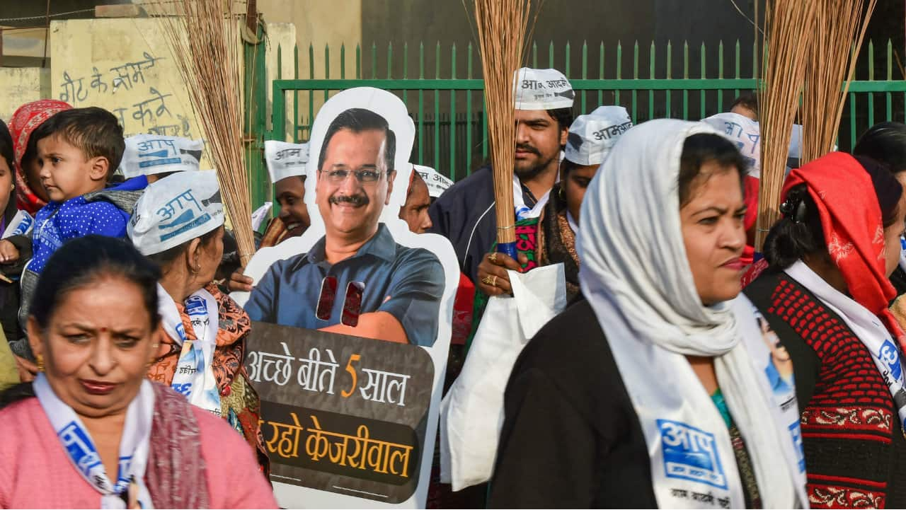 Dedicated my life to India, now I'm terrorist: Kejriwal responds to BJP attack