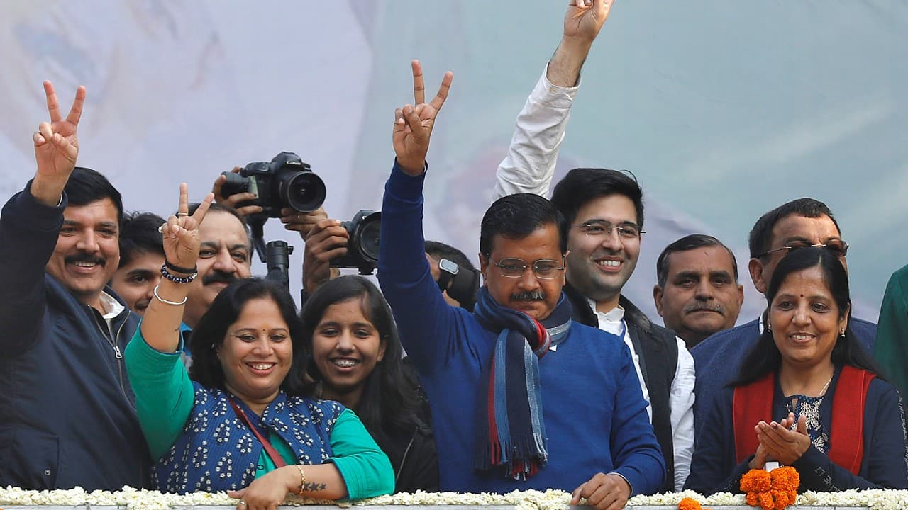 Delhi Cabinet: Meet the ministers in Arvind Kejriwal's new government