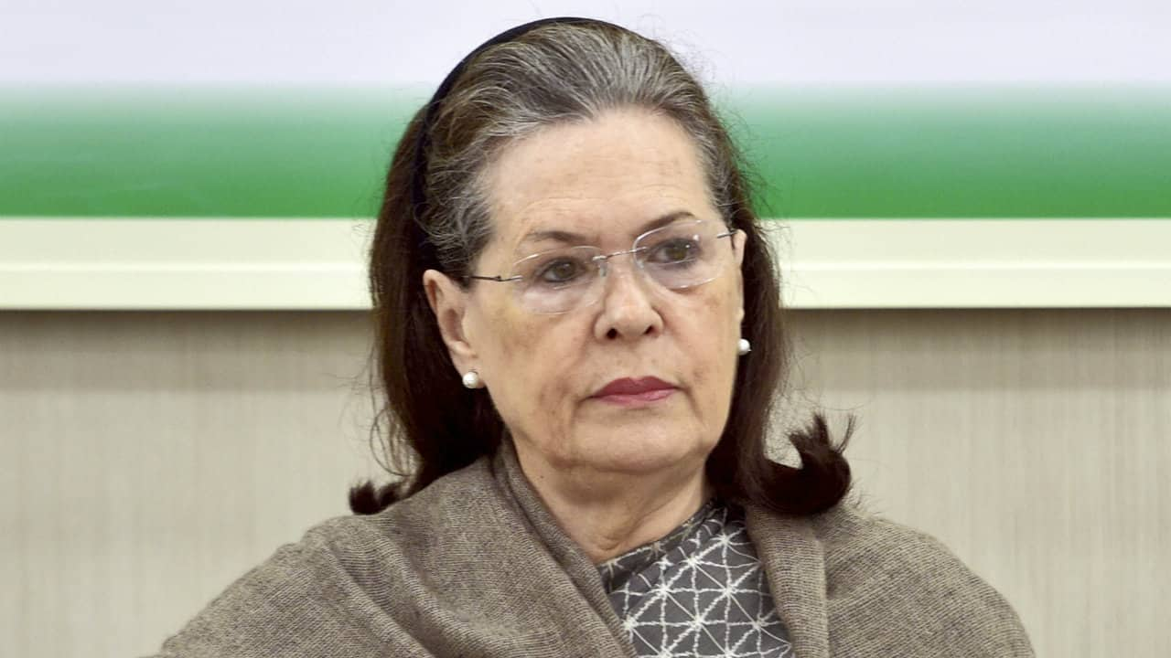 Need to take note of serious setbacks in assembly polls, draw lessons: Sonia Gandhi