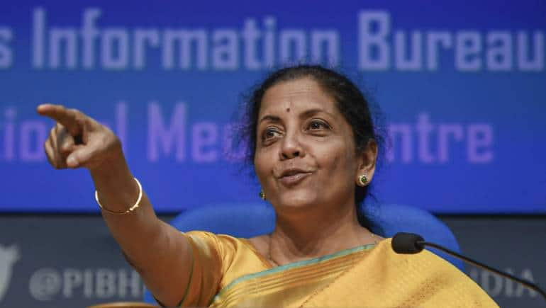 Safeguard against litigation: FM Sitharaman says COVID-19 to be handled as pressure majeure event under RERA thumbnail
