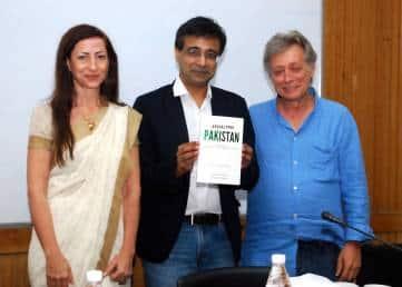 Francesca Marino book launch