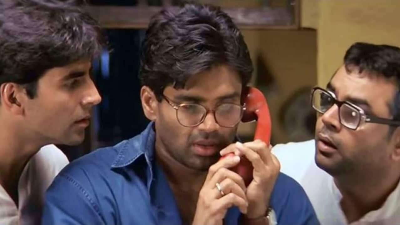 20 years of Hera Pheri: An uncertain venture that became a cult classic