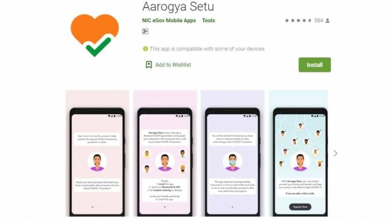 Mit Reviews Covid 19 Contact Tracking App Aarogya Setu Rates 2 On 5 Stars