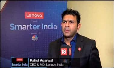 Lenovo's Smarter Technology for All