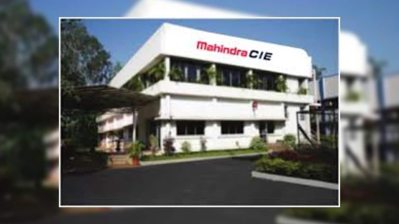 Mahindra CIE: promising outlook, a long-term portfolio candidate