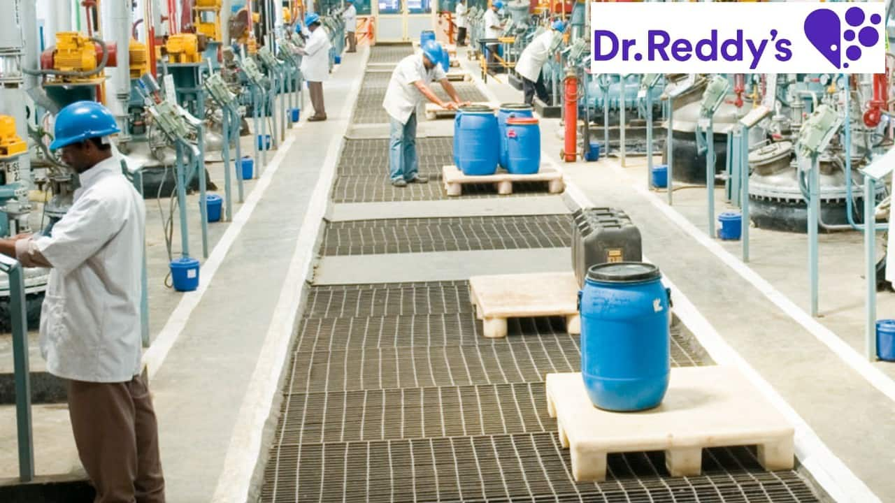 Dr Reddy's Labs share price trades lower after Q2 profit dips 30% YoY
