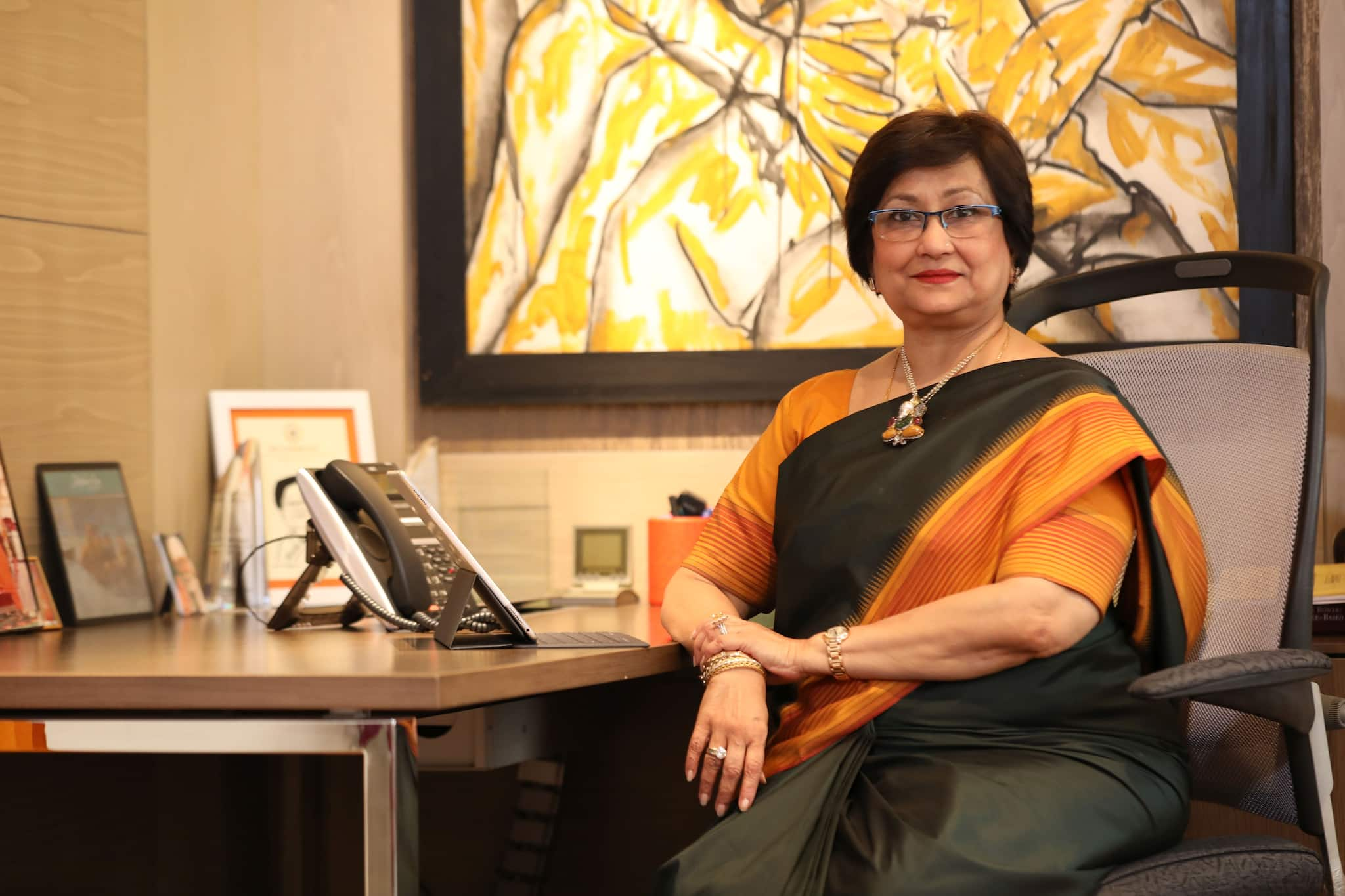 Virtual Leaders   COVID-19 lockdown underscores role of technology as game changer, says SAM & Co Managing Partner Pallavi Shroff