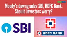 Business Insight | Moody's downgrades SBI, HDFC Bank; should investors worry?