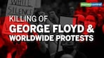 George Floyd's death and worldwide protests