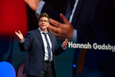 Ending Pride Month in lockdown with Hannah Gadsby — there's so much of her in us