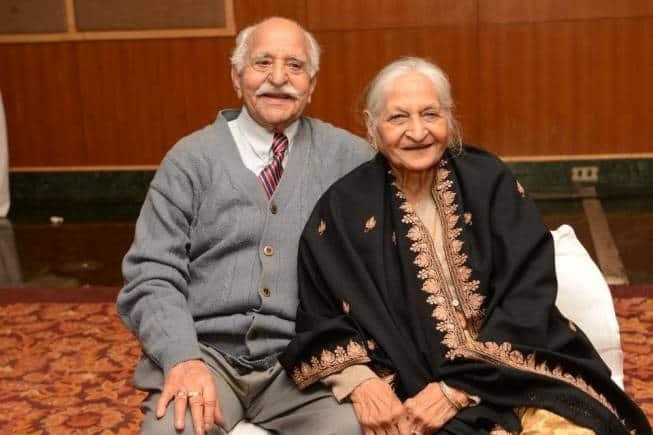 Bhag and Balraj Bahri Malhotra