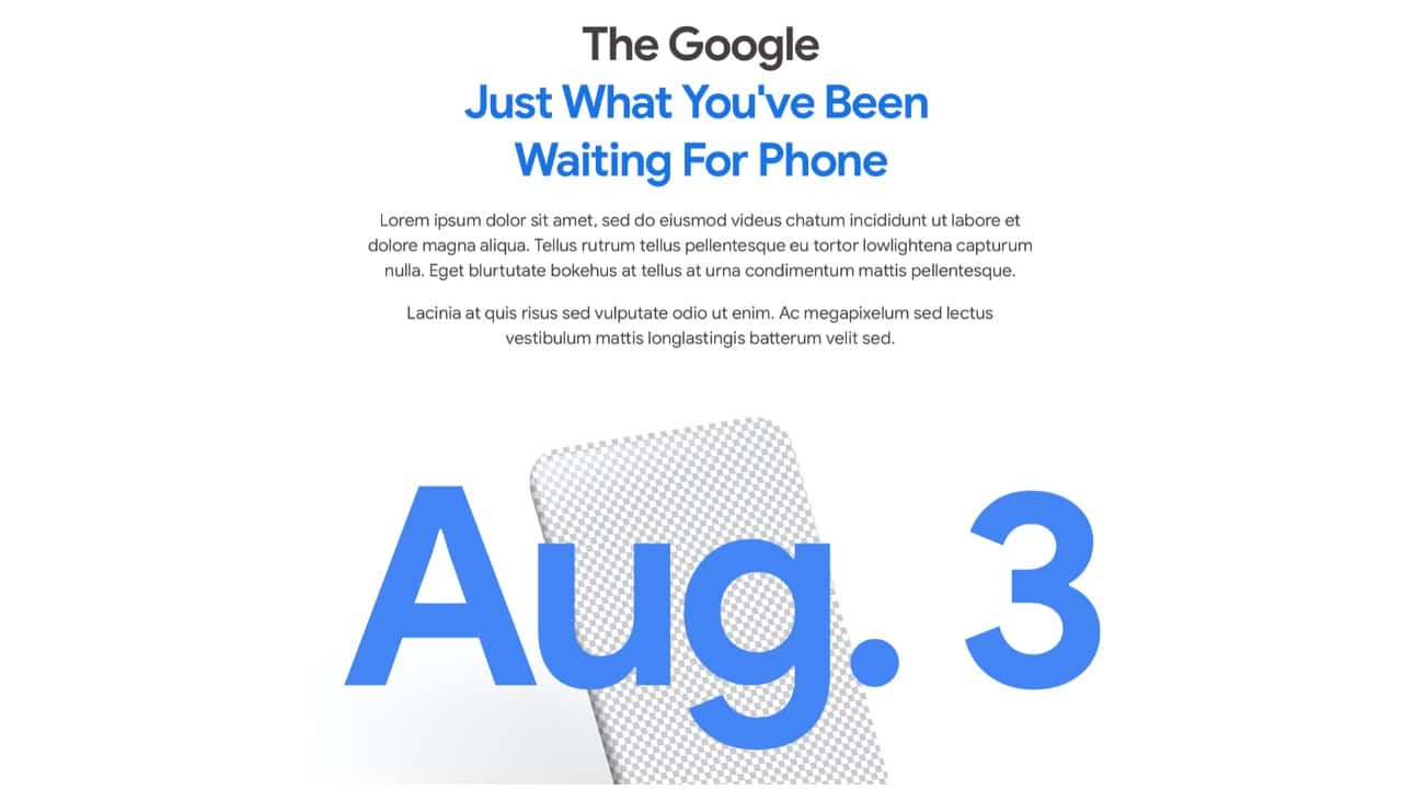 Will the Google Pixel 4a flop on its launch?