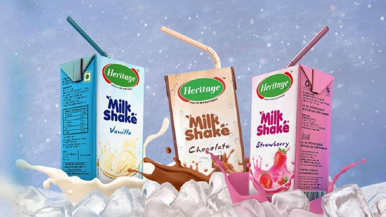 Heritage Foods to expand value-added dairy portfolio; eyes 40% revenue from segment