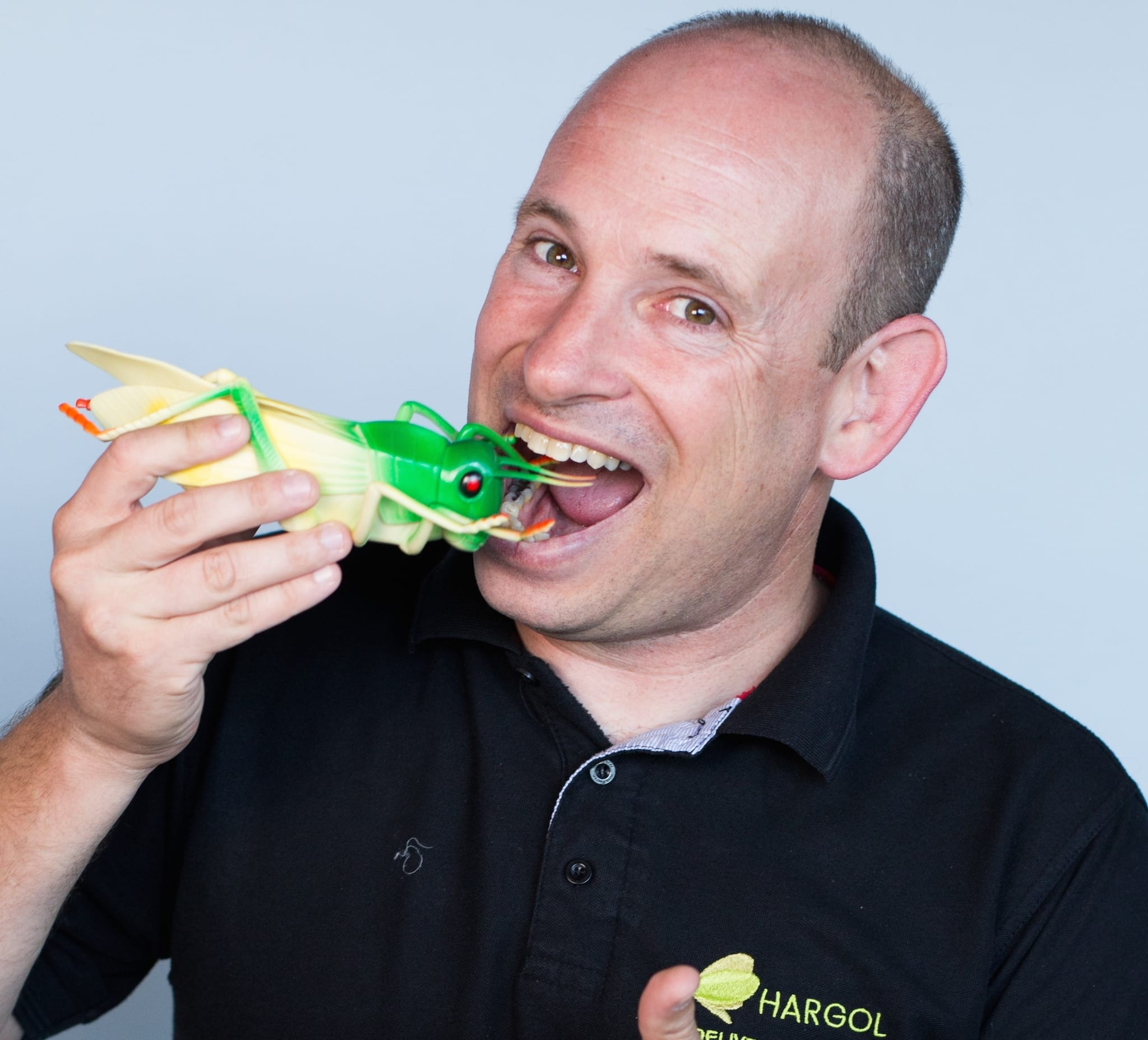 Dror Tamir, co-founder and CEO of Hargol FoodTech.