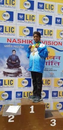 Minaj Nadaf marathon