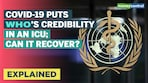 Can WHO recover credibility lost due to COVID-19?