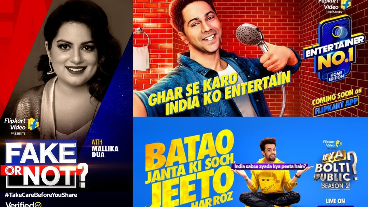 For Flipkart Video, is its non-fiction content strategy working?