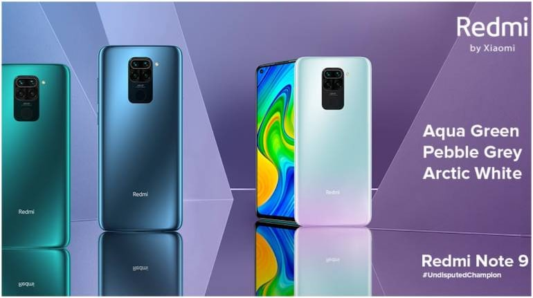 Redmi Note 9 with MediaTek Helio G85, 48MP quad-cameras launched ...