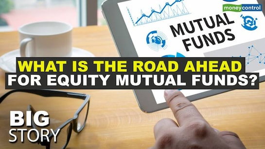 Why are equity mutual funds seeing net outflows?