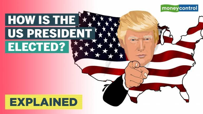 Explained | How is a US president elected? - Moneycontrol.com
