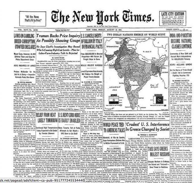 August 15 1947 How Portuguese Goa Marked India S Independence Day