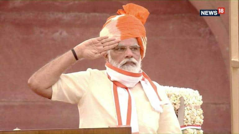 74th Independence Day | PM Modi presents roadmap for India's growth with 'Atmanirbhar Bharat' at its core