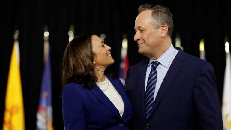 Kamala Harris' husband: What kind of second gentleman would Doug Emhoff be? - Moneycontrol