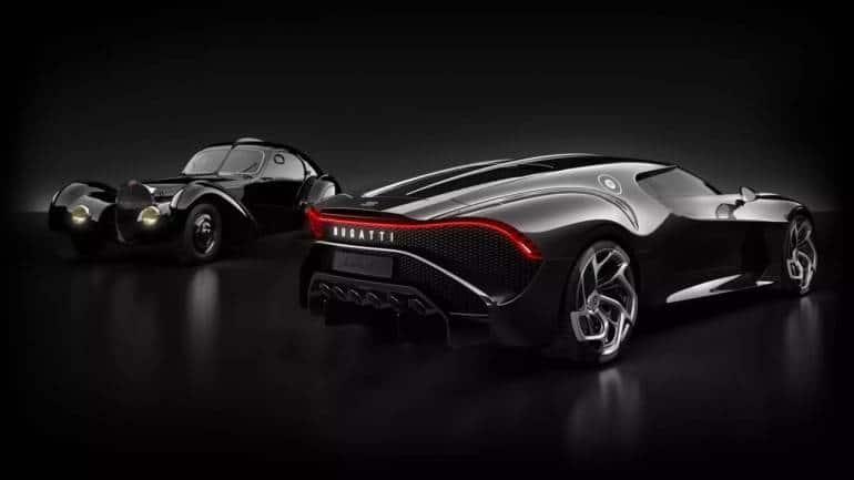 In pics | Bugatti La Voiture Noire: Check out the world's most expensive car