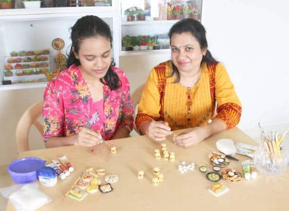 Miniaturists Sudha and Neha 6