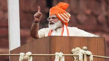 Modi's Independence Day speech reiterates the Aatmanirbhar Bharat motto