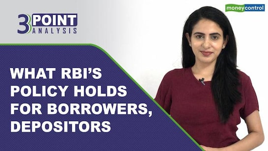 3-Point Analysis | RBI Monetary Policy: What's in store for borrowers and depositors?
