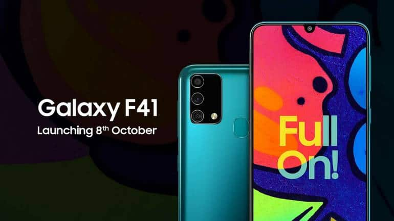 Samsung Galaxy F41 Teaser Reveals More Details About The Phone Ahead Of October 8 Launch