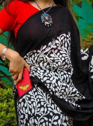 Textile Aseem sari