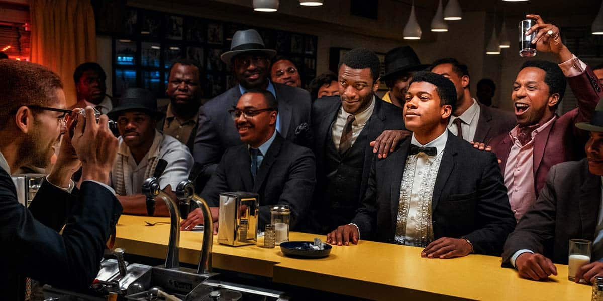 Actor-director Regina King's first feature film, One Night in Miami, features a fictionalised meeting between Muhammad Ali and Malcolm X